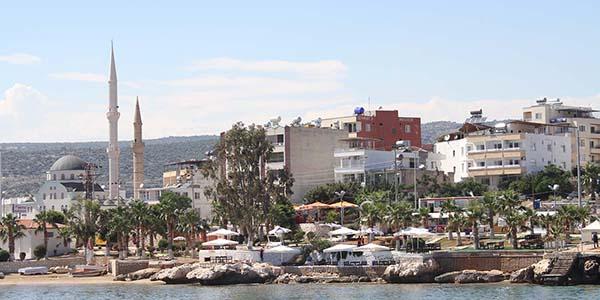 Корикос (Кызкалеси), Турция