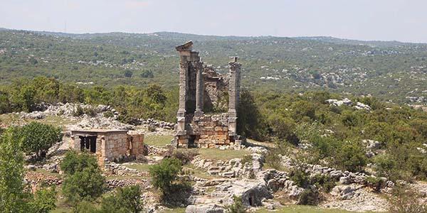 Селифке, Турция