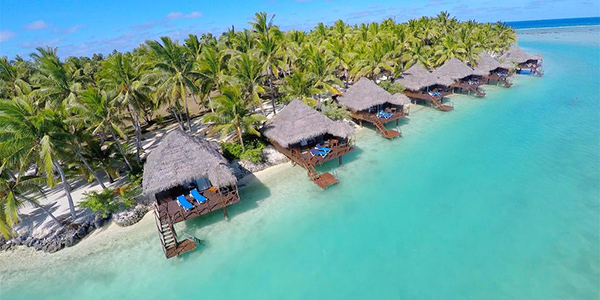 Aitutaki Lagoon Resort & Spa 5*, Арутанга, острова Кука, Австралия, RCI