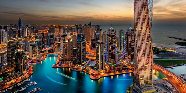 Абу-Даби - столица Арабских Эмиратов