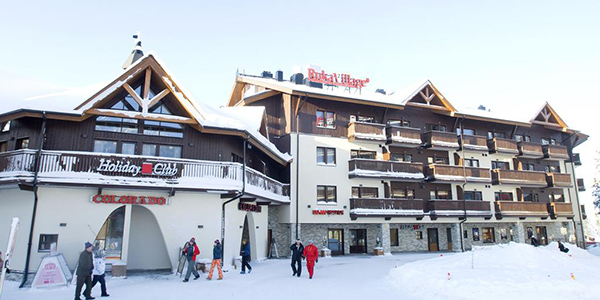 Holiday Club Ruka Village, Финляндия, RCI