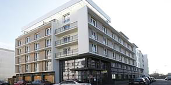 Appart City Brest Place de Strasbourg, Франция, Брест Бретань, RCI