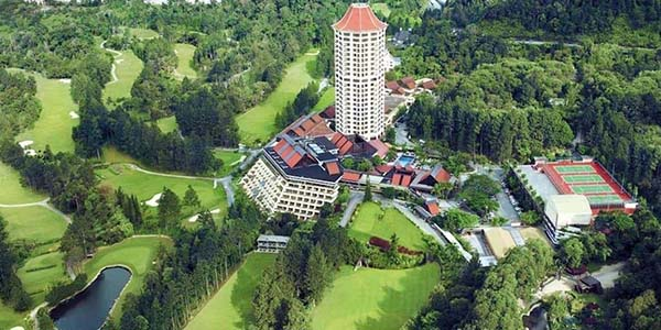 Awana Genting Highlands Golf And Country Resort, Pahang, Малайзия, RCI